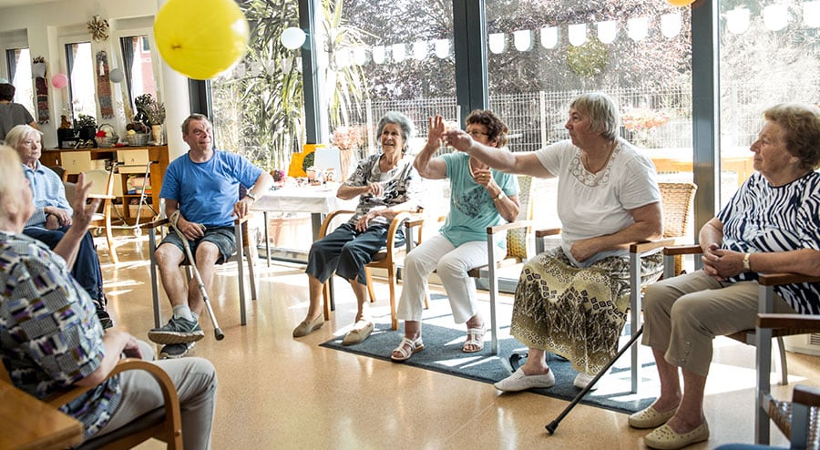 dementia care prosper