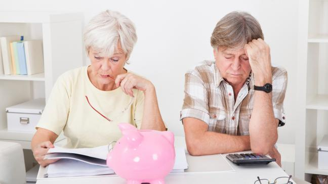 running out of money in retirement