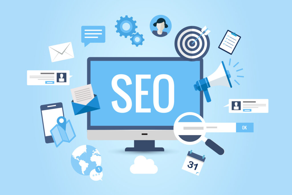 search engine optimization company dallas