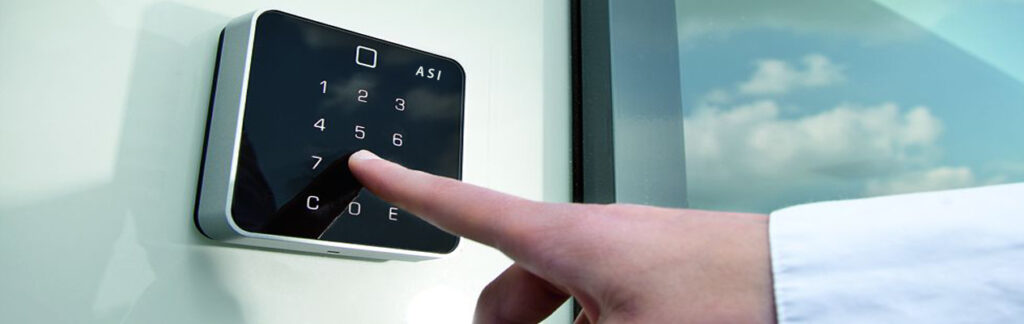 industrial access control systems