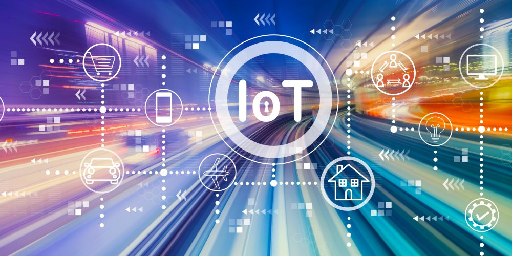 iot enabled security solutions houston