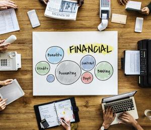 financial services dallas tx