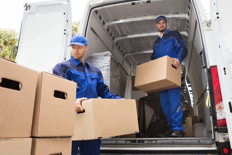 7 benefits hiring a moving company for your business move