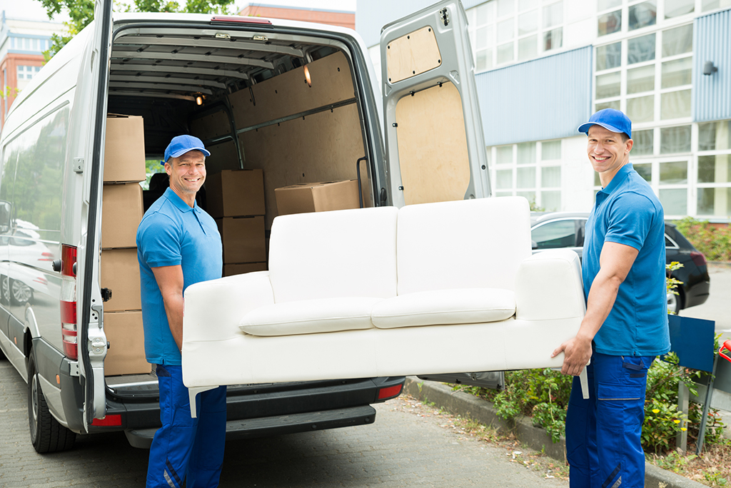 movers moving couch